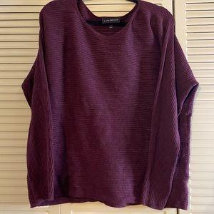Lane Bryant Maroon Sweater